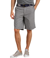 U.S. Polo Assn - Flat Front Checkered Short