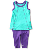 Nike Kids - Swing Tank Capri Set (Infant)