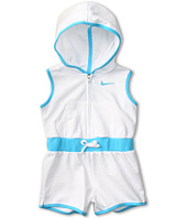 Nike Kids - Girl's Hooded Knit Romper (Infant)