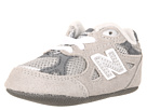 New Balance Kids KJ990V3 Infant Grey Shoes