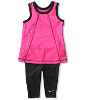 Nike Kids - Swing Tank Capri Set (Toddler)