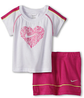 Nike Kids - Sporty Heart Scooter Set (Toddler)