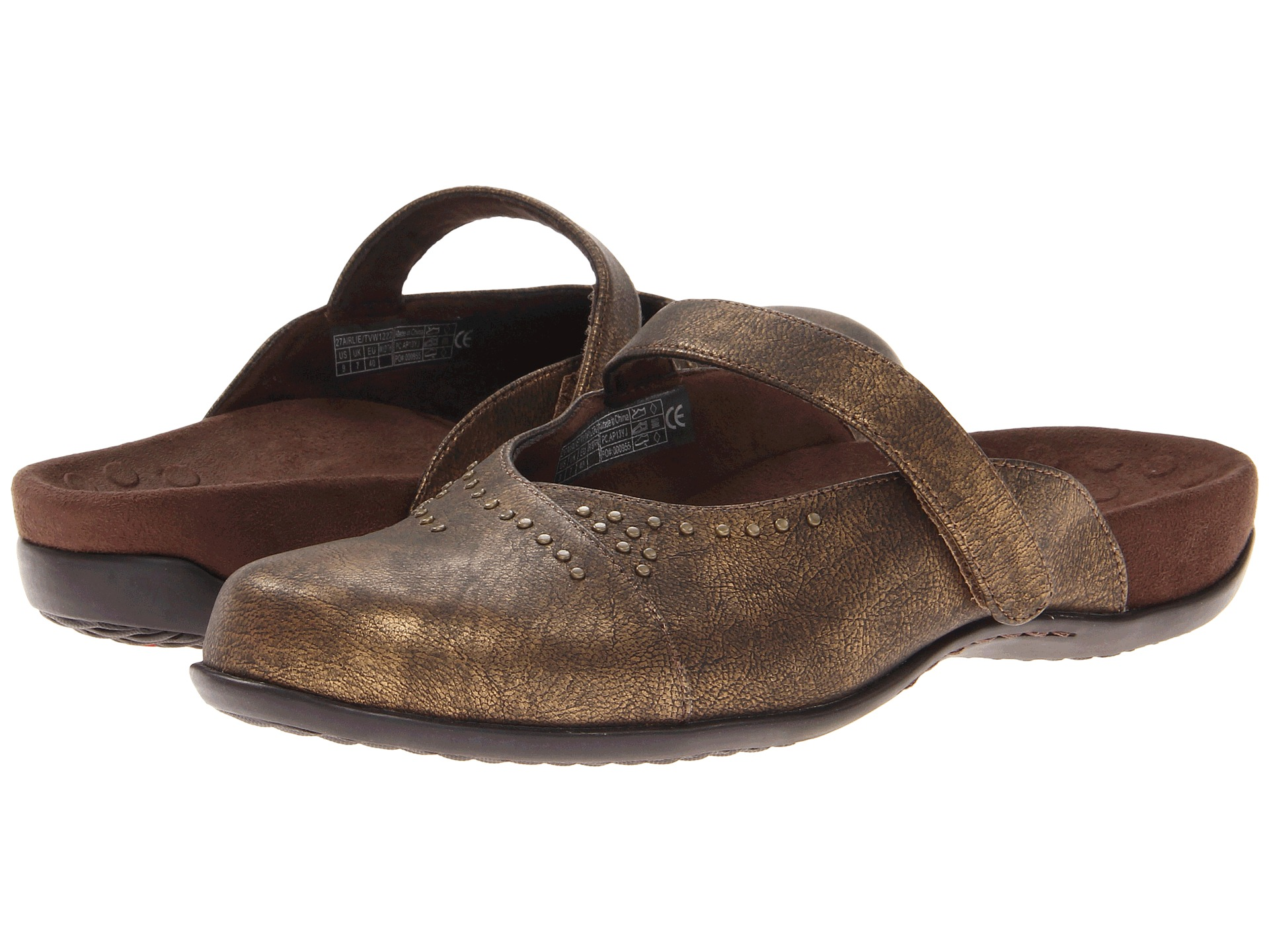 Vionic With Orthaheel Technology Airlie Mule Shoes Shipped Free At