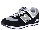 New Balance Kids KL574 Big Kid Navy Shoes