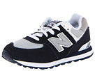 New Balance Kids KL574 Toddler, Little Kid, Big Kid Navy F13 Shoes