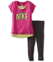 Nike Kids - 2-Fer Leggings Set (Little Kids)