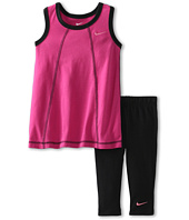 Nike Kids - Swing Tank Capri Set (Little Kids)