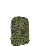 Marc by Marc Jacobs - Scribble Printed Packables Backpack