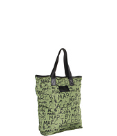Marc by Marc Jacobs - Scribble Printed Packables Shopper