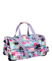 Kipling U.S.A. - IF - Teagan Large Wheeled Duffle