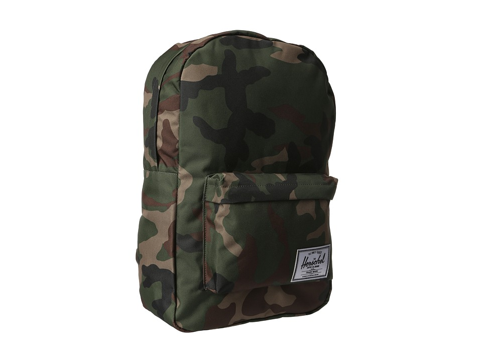 Herschel Supply Co. - Classic (Woodland Camo) Backpack Bags