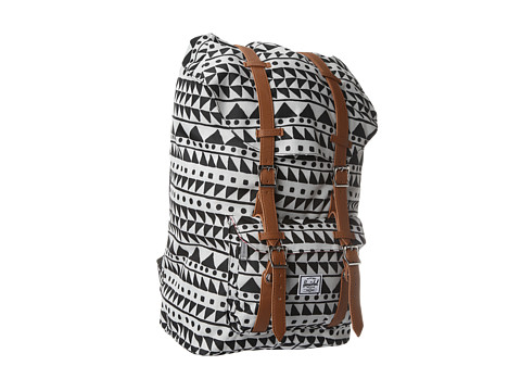 Herschel Little America Chevron Black
