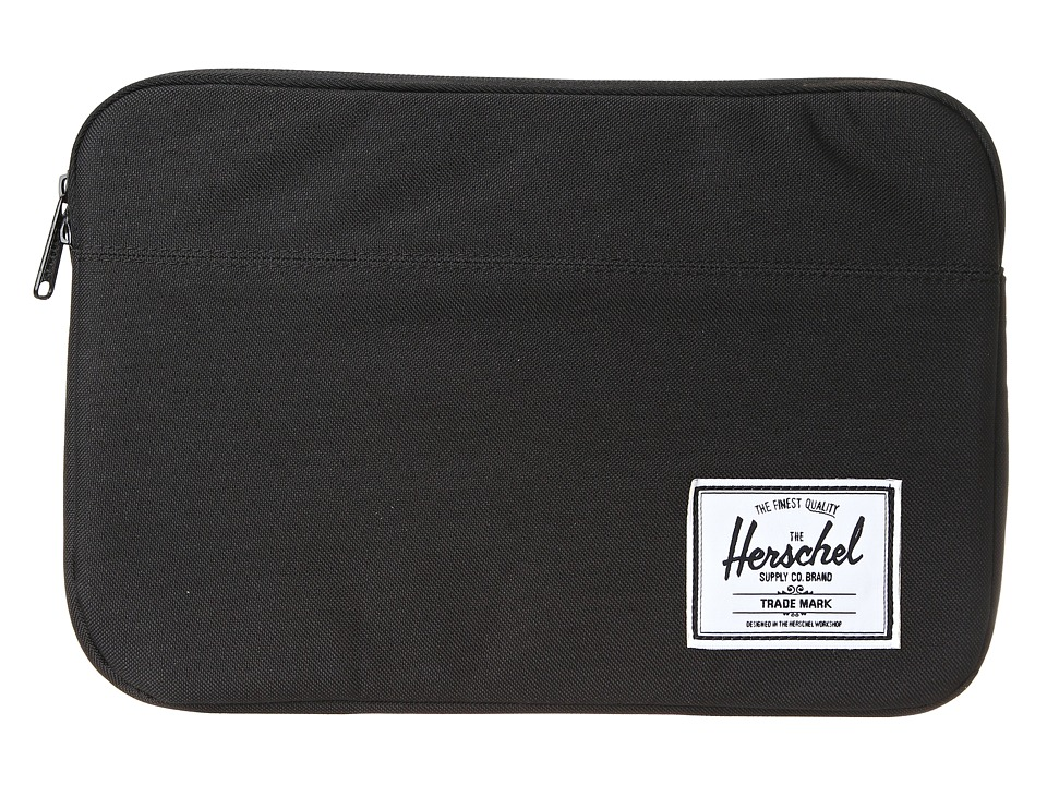 Herschel Supply Co. - Anchor Sleeve 11 (Black) Computer Bags