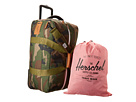 Herschel Supply Co. Wheelie Outfitter (Woodland Camo)