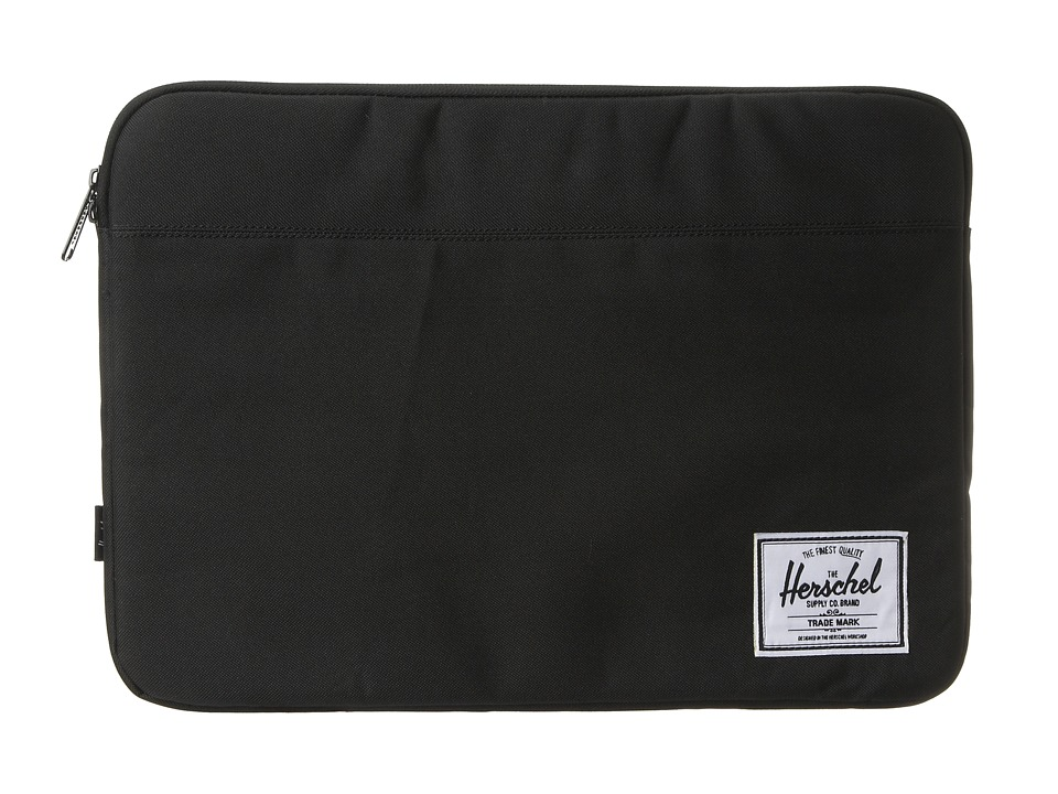 Herschel Supply Co. - Anchor Sleeve 15 (Black) Computer Bags