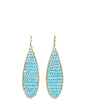 NUNU - Large Tear Drop Earring