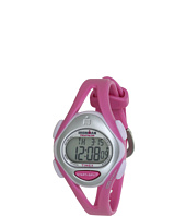 Timex - Ironman Sleek 50-Lap Pastels Mid-Size Pink Resin Strap Watch