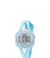 Timex - IRONMAN® Sleek 50-Lap Pastels Mid-Size Mint Resin Strap Watch