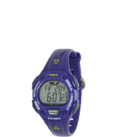 Timex - Ironman Traditional 30-Lap Glimmer Mid-Size Twilight Purple Resin Strap Watch