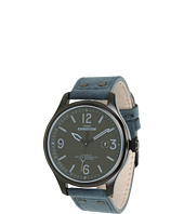Timex - Expedition® Military Field Black Dial, Slate Blue Ultrasuede Slip Thru Strap Watch