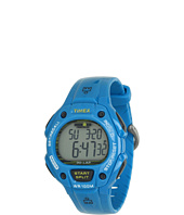 Timex - IRONMAN® Traditional 30-Lap Glimmer Full-Size Dresden Blue Resin Strap Watch