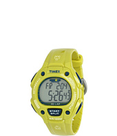 Timex - IRONMAN® Traditional 30-Lap Glimmer Full-Size Yellow Sheen Resin Strap Watch