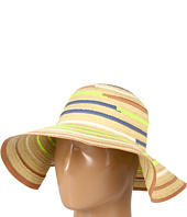BCBGeneration - Multi Color Stripe Floppy Hat