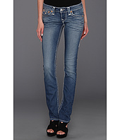 True Religion - Billy Low-Rise Straight Leg Super T in Tracks