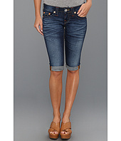 True Religion - Stella Knee Crop Skinny in Last Chance