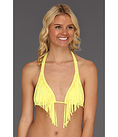 GUESS - On The Prowl Removable Soft Cup Halter Bra
