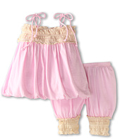 Luna Luna Copenhagen - Betty Elastic Lace Lounge Set (Infant)