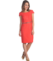 Tahari by ASL - Kristi Stretch Embossed Dress