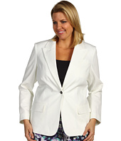 Vince Camuto - Plus Size One Button Blazer