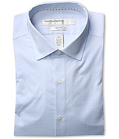 Perry Ellis - Slim Fit Circle Dobby Dress Shirt