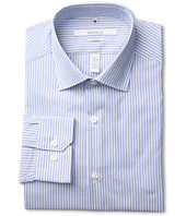 Perry Ellis - End on End Stripe Dress Shirt