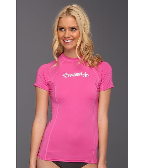 Cheap Oneill Basic Skins S S Crew Fox Pink