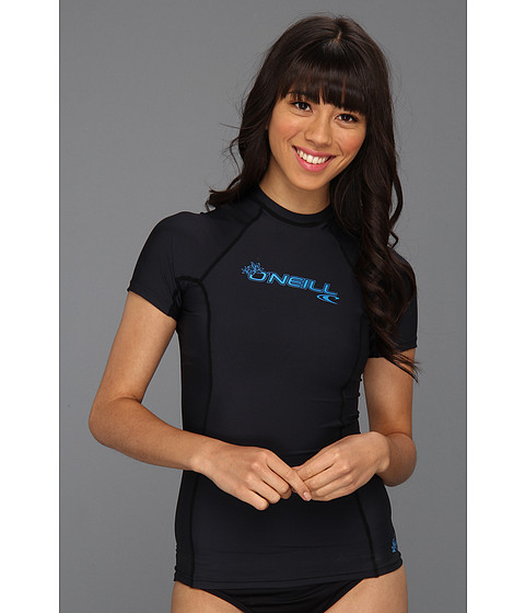 Cheap Oneill Basic Skins S S Crew Black~1