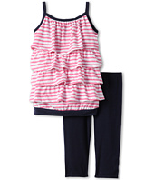 Splendid Littles - Ruffle Top Tunic Legging Set (Little Kids)