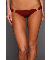 Vitamin A Gold Swimwear - Cosmo Cinched Back Bottom