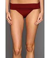Vitamin A Gold Swimwear - Convertible Waist Full Bottom