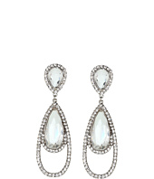 Kenneth Jay Lane - Red Carpet Fab Earrings