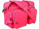 Kipling Sasha Handbag (Vibrant Pink)
