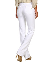 MiH Jeans - London Mid-Rise Subtle Bootcut in White