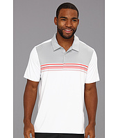adidas Golf - Adizero Climacool® Engineered Stripe Polo