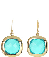 NUNU - Apatite Quartz Square Drop Earring