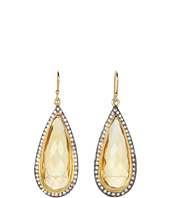 NUNU - Citrine Drop Earring