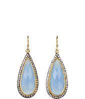 NUNU - Blue Chalcedony Drop Earring