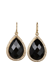 NUNU - Black Onyx Drop Earring