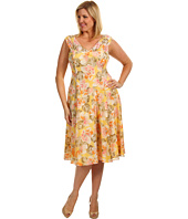 Pendleton - Plus Size Paradise Print Dress
