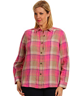 Pendleton - Plus Size Palisades Plaid Shirt